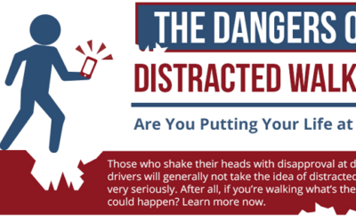 The Risks of Distracted Walking