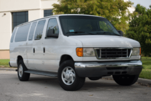 A Brief History of the 15-Passenger Van