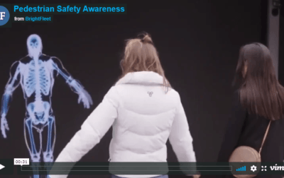 Pedestrian Safety Video – Suddenly Things Change