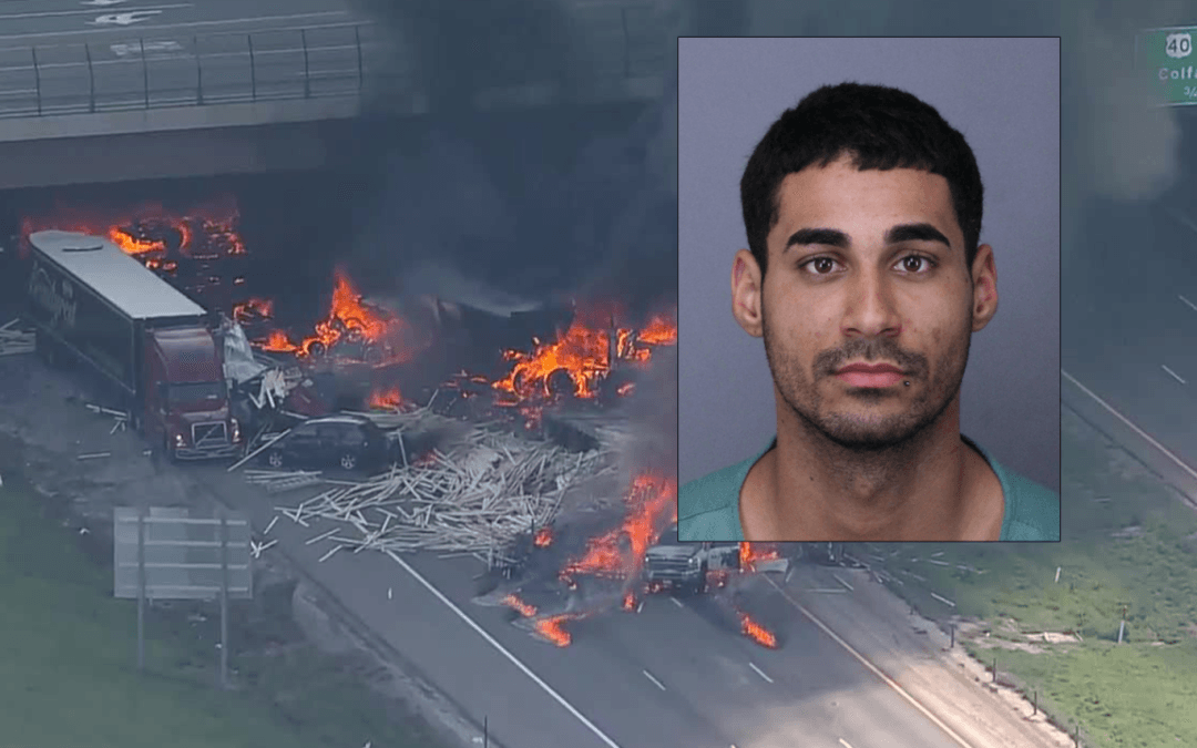 Affidavit: Driver involved in deadly I-70 crash was driving erratically, going more than 80 mph